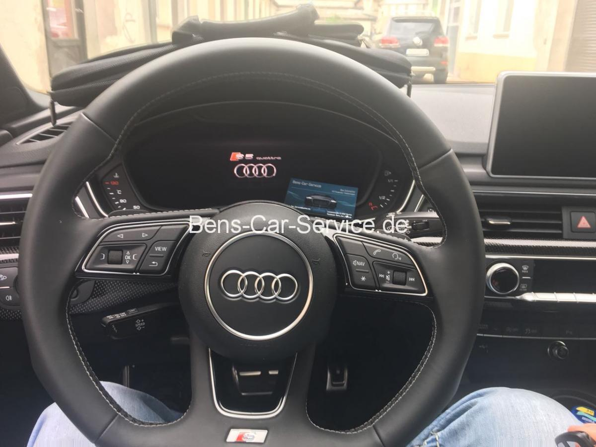 Audi S5 Virtual Cockpit MMI