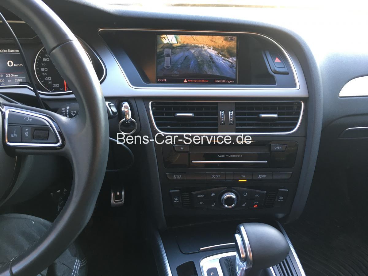 Audi multimedia Rückfahrkamera