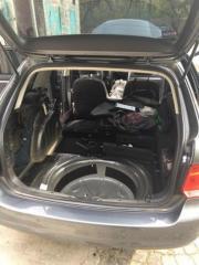 Sound Ausbau Kofferraum