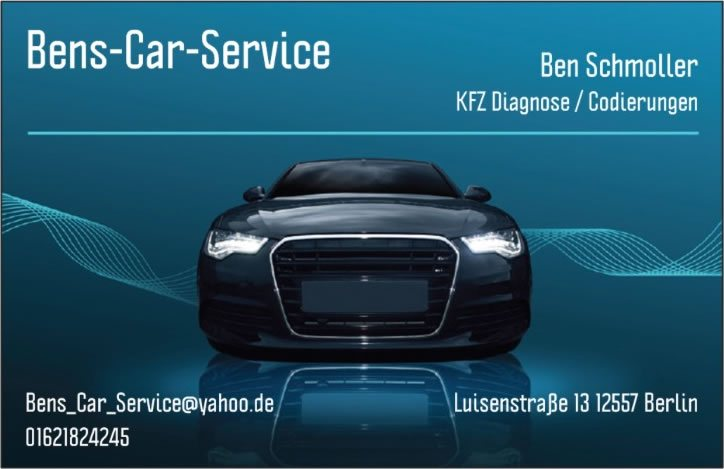 Bens Car Service Berlin